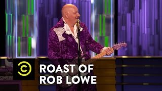 Roast of Rob Lowe - Preview - Jeff Ross - Ann Coulter's Face
