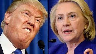 Who's More Disliked Today: Trump Or Clinton?