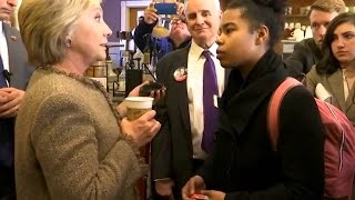 Young Black Voters Are Skeptical Of Hillary Clinton