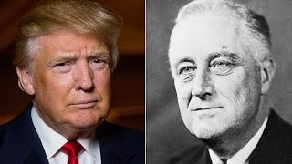 Donald Trump Compared To FDR
