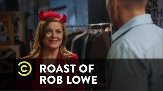 Roast of Rob Lowe - Amy Poehler - Rob Lowe's Soul