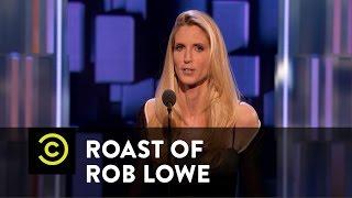 Roast of Rob Lowe - Ann Coulter - A Big Fan