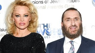 Pam Anderson & A Rabbi Judge Your Private Life