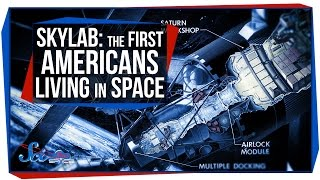Skylab: The First Americans Living In Space