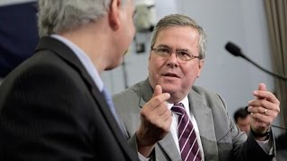 Jeb Bush Won't Rule Out Torture As President