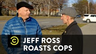 Jeff Ross Roasts Cops - An Awkward Roast of Boston's Finest