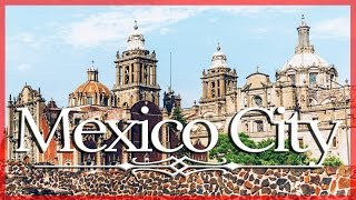 MEXICO CITY   EATING INSECTS & DRINKING MEZCAL TRAVEL VLOG 1/4