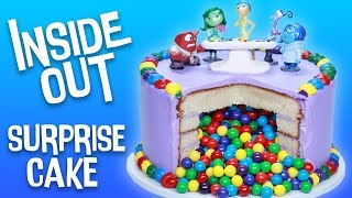 INSIDE OUT SURPRISE CAKE - NERDY NUMMIES