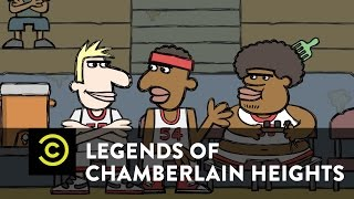 Legends of Chamberlain Heights - Premiere Party
