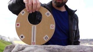 Spinning Disk Trick Solution