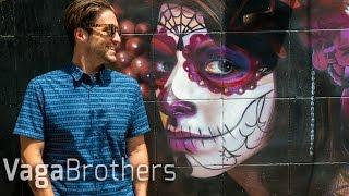 MEXICO CITY: RIVERA, FRIDA & STREET ART   TRAVEL VLOG 2/4