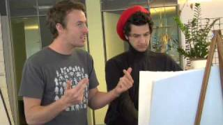 Office Painter Part 1 (Jake and Amir w/ Ben Schwartz)