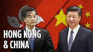 China And Hong Kong's Complicated Relationship