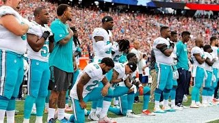 Police Want To Force NFL Players To Stand For The National Anthem