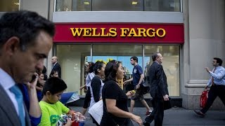 Wells Fargo Robbed Taxpayers To Give Failing Executives Big Bonuses