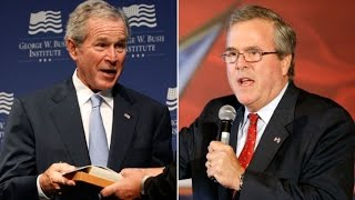 Jeb Bush Goes Full George W. On Foreign Policy