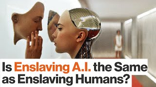 A.I. Ethics: Should We Grant Them Moral and Legal Personhood? | Glenn Cohen