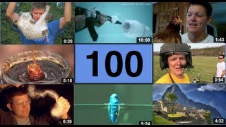 What we've learned in 100 Episodes - Smarter Every Day 100!!