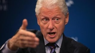 Bill Clinton Warms To TPP & Lowering Corporate Taxes
