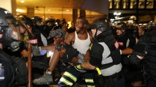 Police Killing In Charlotte Leads To Riots