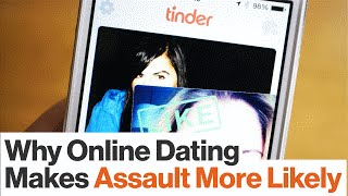 Online Dating Has Created a Six-Fold Increase in Sexual Assaults | Mary Aiken