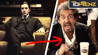 Top 10 EMBARRASSING Movies Made By LEGENDARY Actors