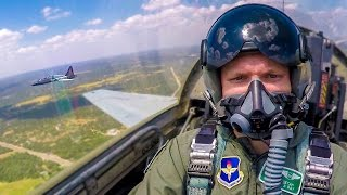 FEELING THE FORCES OF A FIGHTER JET - Smarter Every Day 159