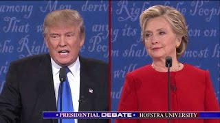 Trump Vs Hillary | Who Won The First Debate?