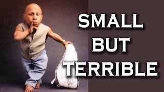 Top 10 Legendary Small People