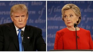 Donald Trump Vs Hillary Clinton On Foreign Policy