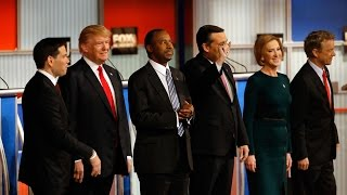 Who Won The Fox Business #GOPDebate?