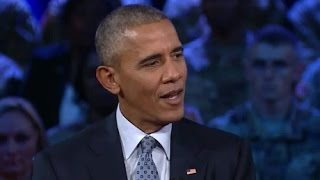 Obama On Controversial Protests: 'That's What Freedom Means'