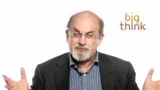Salman Rushdie on Inspiration, the Internet and Video Games