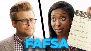 The Real Truth About Financial Aid – Adam Ruins College