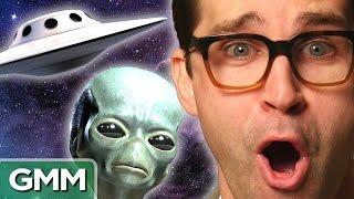 Celebrity Alien Abduction Stories