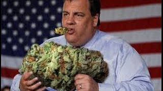 Chris Christie Is Coming For Your Weed