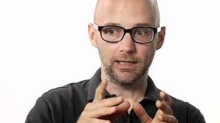 Moby: Where do you get your inspiration?