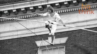 The Art of Balance, with Philippe Petit