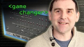 The Computer That Changed Everything (Altair 8800) - Computerphile