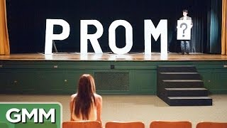 We Ask Your Date To Prom