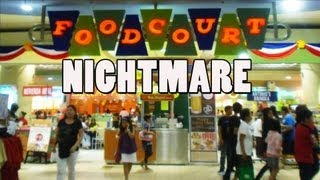 Food Court Nightmare