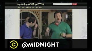Esther Povitsky, Brandon Wardell, Ryan Stout - Master of Seduction - @midnight with Chris Hardwick