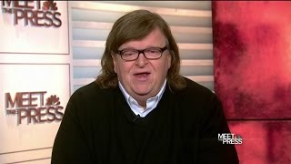 Michael Moore: Democrats 'Doing An Endzone Dance On The 50 Yard Line'