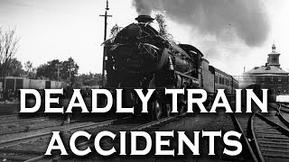 Top 10 Deadliest Train Disasters in History