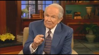 Pat Robertson Insists Gay Marriage Isn't The Law