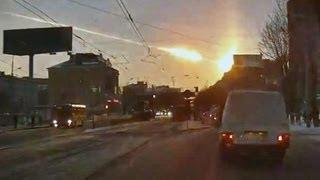 Meteorite Strikes Russia