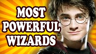 Top 10 Most Powerful Wizards in Literature — TopTenzNet