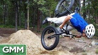 Link's Epic Mountain Bike FAIL