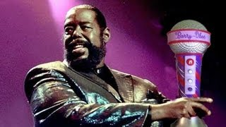 The Barry White Microphone