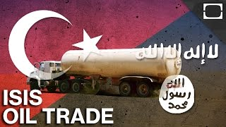 Is Turkey Buying ISIS Oil?